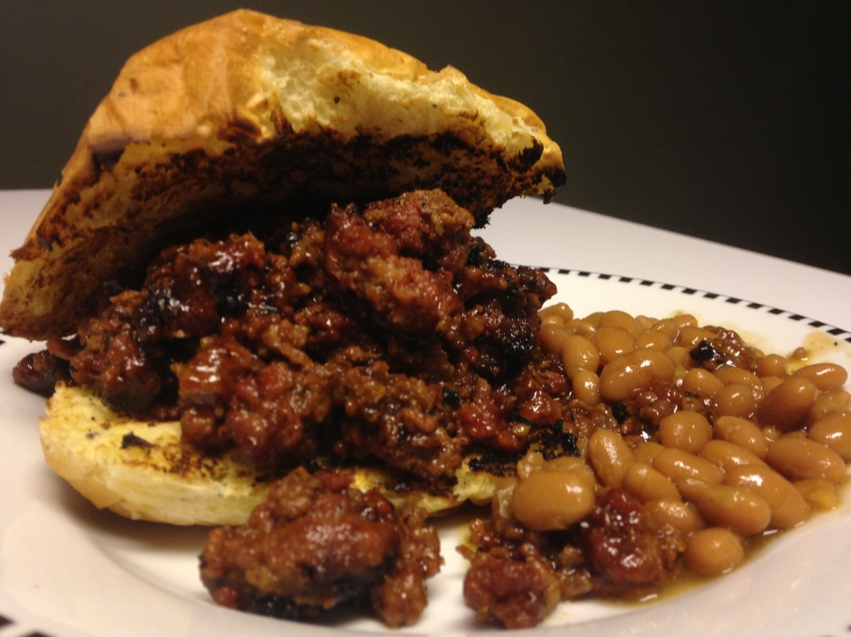 It's About Time: Hickory Smoked Sloppy Joe Sandwiches ...