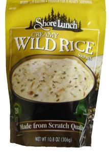 wild rice soup