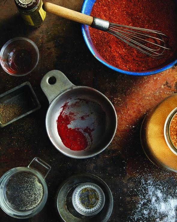 Chris Prieto, BBQ Cookbook